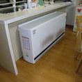 蓄熱暖房機取付 / サブタイトル